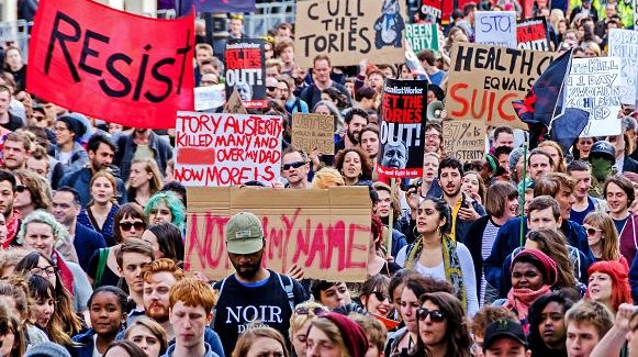 rally austerity (2)