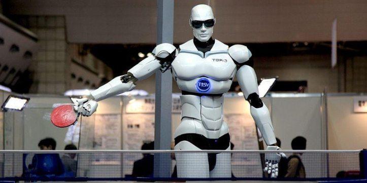 PS 21 ROBOT